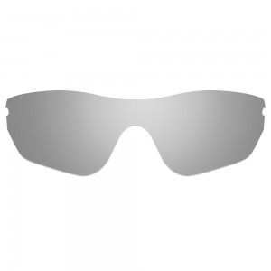 eBosses Polarized Replacement Lenses for Oakley Radar Edge Sunglasses - Titanium
