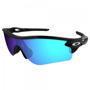 eBosses Polarized Replacement Lenses for Oakley RadarLock Path - Ice Blue