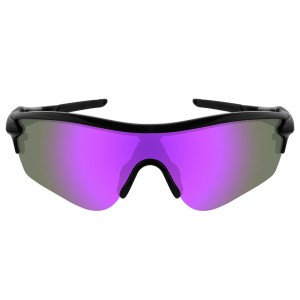 eBosses Polarized Replacement Lenses for Oakley RadarLock Path - Violet Purple