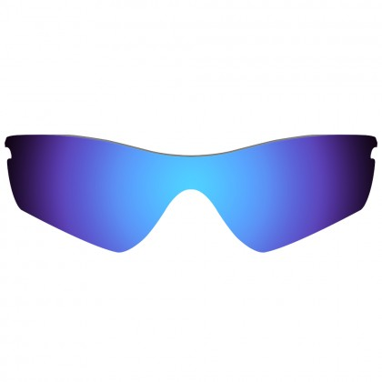 eBosses Polarized Replacement Lenses for Oakley Radar Path - Dark Blue