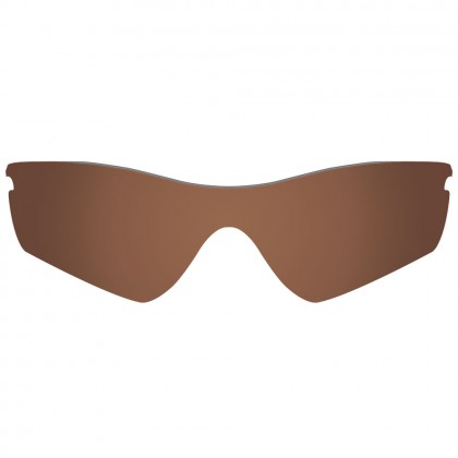 eBosses Polarized Replacement Lenses for Oakley Radar Path - Earth Brown