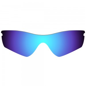 eBosses Polarized Replacement Lenses for Oakley Radar Path - Ice Blue