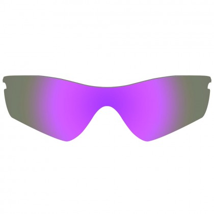 eBosses Polarized Replacement Lenses for Oakley Radar Path - Violet Purple