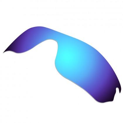eBosses Polarized Replacement Lenses for Oakley RadarLock Edge Sunglasses - Ice Blue