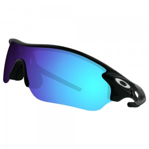 eBosses Polarized Replacement Lenses for Oakley RadarLock Edge Sunglasses - Ice Blue