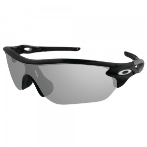 eBosses Polarized Replacement Lenses for Oakley RadarLock Edge Sunglasses - Titanium