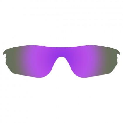 eBosses Polarized Replacement Lenses for Oakley RadarLock Edge Sunglasses - Violet Purple