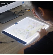 A4/A3 LED Tracing Light Box Board Artist Tattoo Drawing Pad Table Stepless Adjusted