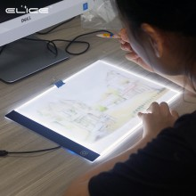 A4 LED Tracing Light Box Board Artist Tattoo A4 Drawing Pad Table Stepless Adjusted