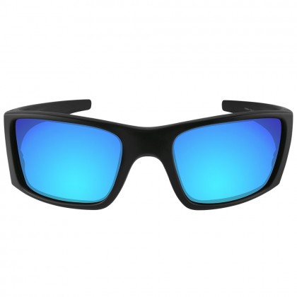 eBosses Polarized Replacement Lenses for Oakley Fuel Cell - Ice Blue