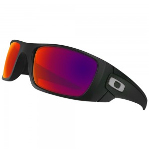 eBosses Polarized Replacement Lenses for Oakley Fuel Cell - Midnight