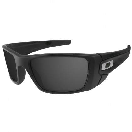 eBosses Polarized Replacement Lenses for Oakley Fuel Cell - Solid Black