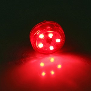 2 Units LED Safety Light Warning Door Light for Car