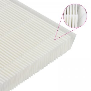 AIRPRO for Sharp FZ-F30HFE FZ-Y28FE Replacement Air Purifier HEPA Filter for FPF30L-H, FP-GM30, KC-F30L-W, FU-A28E​, FP-J30L