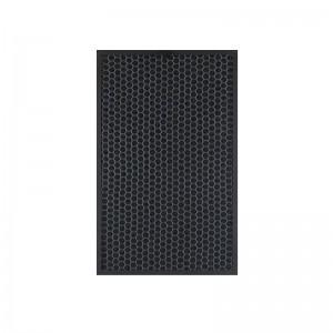 AIRPRO for Sharp FZ-D60HFE Replacement Air Purifier HEPA & Deodorizing Filter for KC-D60E
