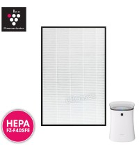Sharp FZ-F40SFE Replacement Air Purifier HEPA Filter for FP-F40L