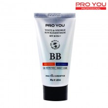 Pro You White  & Wrinkle Sun Blemish Balm SPF 36 PA++ 30g