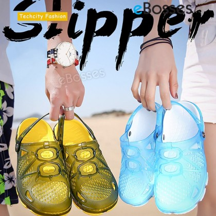 New Anti-Slip Odourless Breathable Beach Outdoor Walking Summer Slippers for Men Women