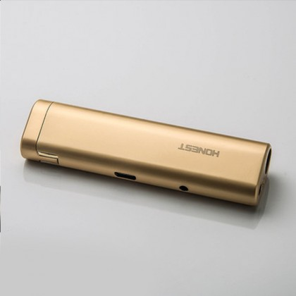 USB Lighter Windproof Electronic cigarette with Light & Laser Pointer