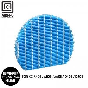 AIRPRO for Sharp PFIL-A201KKEZ Air Purifier Replacement Parts Humidifying Filter for KC-A40E, A50E, A60E, D40E, D60E, KCG40LW, KCG50LW, KCG60LW