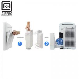 AIRPRO for Sharp PFIL-A201KKEZ Air Purifier Replacement Parts Humidifying Filter for KC-A40E, A50E, A60E, D40E, D60E