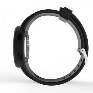 Kalenji W100 M Men's Sport Stopwatch Watch - Black