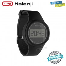 Kalenji W100 S Women / Children Digital Timer Sport Watch - BLACK