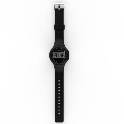 Kalenji W100 S Women / Children Digital Timer Sport Watch - BLACK