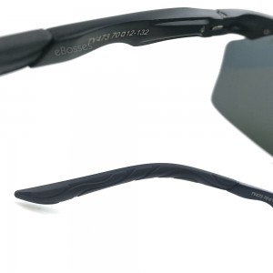 Zerox Top Quality Aluminium UV400 Polarized Sunglasses Men Women TY473 + Cloth + Casing
