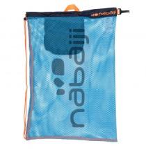 ORIGINAL NABAIJI LARGE MESH POOL BAG - BLUE ORANGE