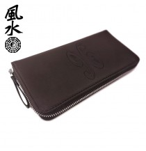 96 Feng Shui Your Wallet Purse - Brown