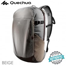 Quechua NH100 20 L Country Walking Hiking Backpack - Black, Beige, Brown, Purple