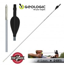 Geologic Discovery 100 Archery Arrow - Grey