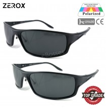 Zerox Top Quality Aluminium UV400 Polarized Sunglasses Men Women TY6024 + Cloth + Casing