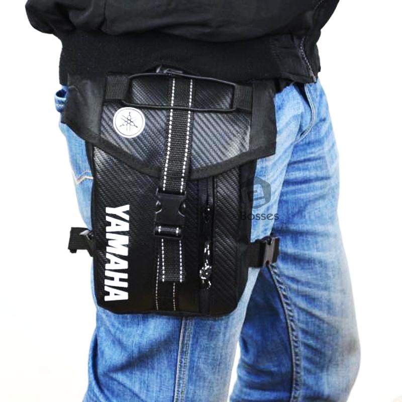 New Motorcycle Bike Cycling Men Sport Waterproof Leg Bag