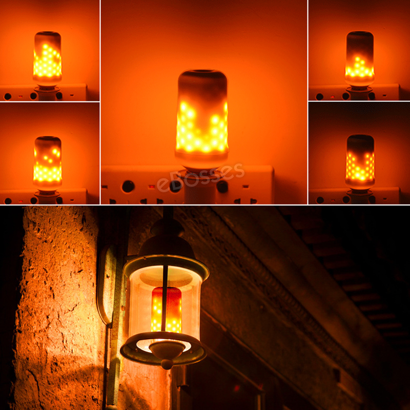 Led Flame Effect.Led Flame Effect Light Bulb Ac 90 265v
